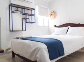 MyHotel Aquarius, отель в городе Барранкилья