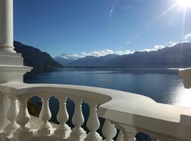 Hôtel du Grand Lac Excelsior, hôtel à Montreux