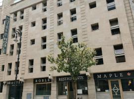 Hotel Roble, hotel near Benito Juarez International Airport - MEX, Mexico City