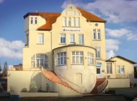 Gästehaus Seewarte, privat indkvarteringssted i Flensborg