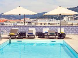 Hotel Mercure Braga Centro, hotel in Braga