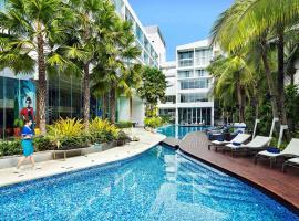 Hotel Baraquda Pattaya - MGallery, hotel near The Avenue Pattaya, Pattaya