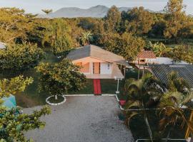 La Ville Residence, casa de temporada em Florianópolis