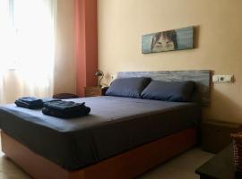 Junto a FIBES, amplio, luminoso, con piscina y parking, hotel cerca de Aeropuerto de Sevilla - SVQ,