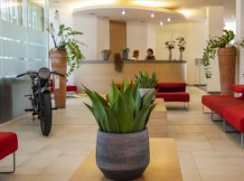 Hotel Remilia, hotel in Reggio Emilia