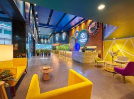 Hotel Olympic Malaysia,吉隆坡的飯店