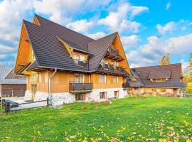 Dom Pod Lasem, hotel in Murzasichle