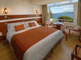Hotel Tirol, hotel en San Carlos de Bariloche