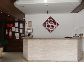 HOTEL SÃO NICOLAU, hotel em Ubatuba