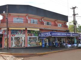 Hotel y Restaurante Don Enrique, hotel in El Soberbio
