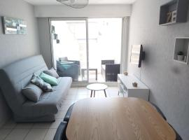 sunnyblue, self catering accommodation in Sète