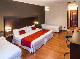 O Val Do Naseiro, hotel in Viveiro