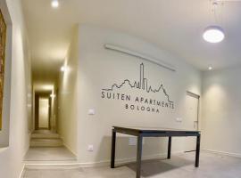 Farolfi Apartments Suiten, hotel in Bologna