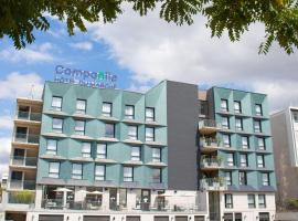 Campanile Rungis - Orly, hotel near Paris - Orly Airport - ORY, Chevilly-Larue