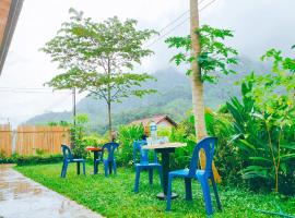Meexok guesthouse, guest house in Nongkhiaw