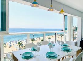 Seafront New Apartment Boutique, apartamento en Lloret de Mar