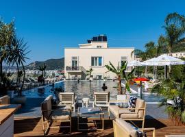 Le Palazzine Hotel, hotel in Vlorë
