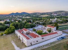 Heritage Hotel Maskovica Han, hotel in Pakoštane