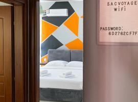 Sacvoyage, pet-friendly hotel in Thessaloniki