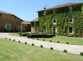 Le Manoir, hôtel à Cherves-Châtelars