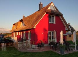 Haus Elve, holiday home in Zierow
