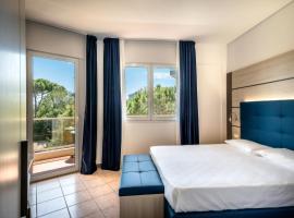 Hotel Gardenia, hotel poblíž významného místa TERREDACQUE – Museo Archeologico del Mare, Caorle