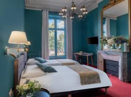 オテル ド パリ、リモージュのホテル