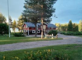 Puolukkamaan Pirtit Cottages, loma-asunto kohteessa Lampsijärvi