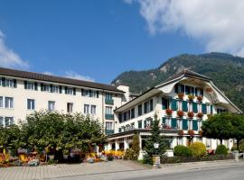 Hotel Beausite, hotel in Interlaken