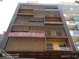 HOTEL REDISSTON, hotel in Noida