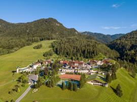 Der Lärchenhof, Hotel in der Nähe von: Gondelbahn Winkelmoosalm, Erpfendorf
