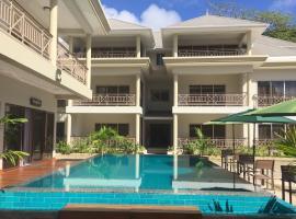 Sahaj Holiday Apartments, apartment in Baie Sainte Anne