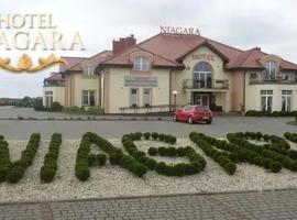 HOTEL NIAGARA, hotel in Konin