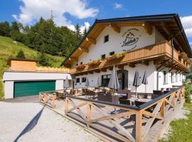 Hotel-Restaurant Bike&Snow Lederer, Pension in Mühlbach am Hochkönig