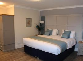 Best Western Manor Hotel, hotel near Rochester Cathedral, Gravesend