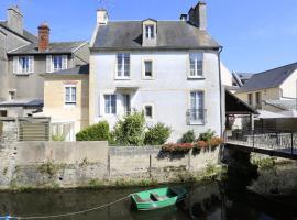 La maison au bord de l Aure, vacation home in Bayeux