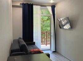 Green apartments in Esto Sadok, apartment in Estosadok