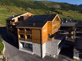 Montivas Lodge, hotel poblíž významného místa Doss, Livigno