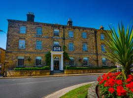 The Rutland Arms Hotel, Bakewell, Derbyshire, hotel in Bakewell