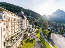 Hotel Terrace, hotel in Engelberg