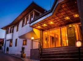Hotel Villa Orient, hotel in Sarajevo