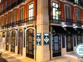 Hotel Lis - Baixa, hotel near Santa Justa Elevator, Lisbon
