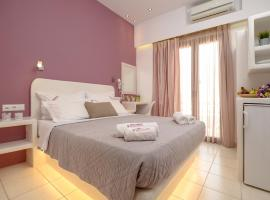 Panormos Hotel and Studios, отель в Наксосе