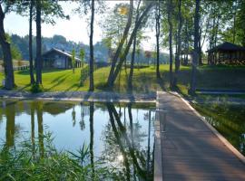 Mazury Lake View & Ski Appartment, apartment in Mrągowo