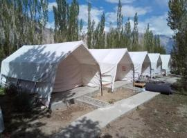 StayApart - Alphine Ibex Camp, Nubra Valley, luxury tent in Leh