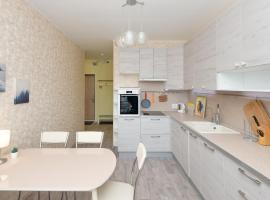 Pearl Apartment, family hotel in Zelenograd