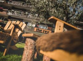 the rex, hotel in Zermatt