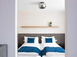 bodenseezeit Apartmenthotel Garni, Hotel in Lindau
