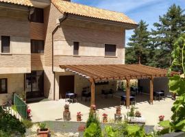 El Nido de Pinares, hotel en Navaleno