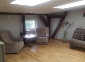 Urokliwe poddasze, apartment in Gniezno